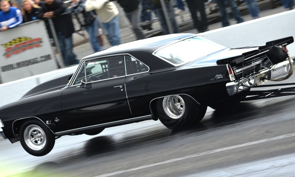 Watch This 1967 Chevy Ii Destroy The Quarter Mile In Six