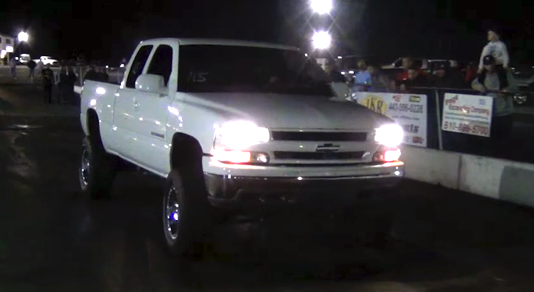 Lifted, ProCharged Silverado will walk all over you - ChevyTV
