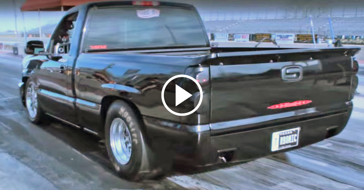 Ls Powered Twin Turbo Silverado Launches Like A Beast Chevytv