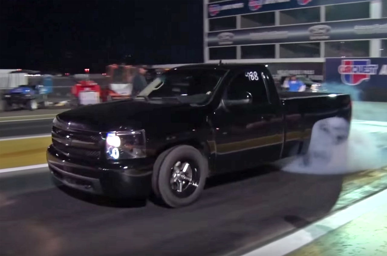 Thousand Horsepower Silverado Hits The Tens With Gusto