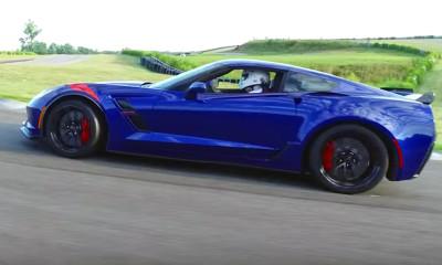 2017 Corvette Grand Sport Admiral Blue