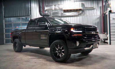 everything you wanted to know about the chevy reaper chevytv. Black Bedroom Furniture Sets. Home Design Ideas
