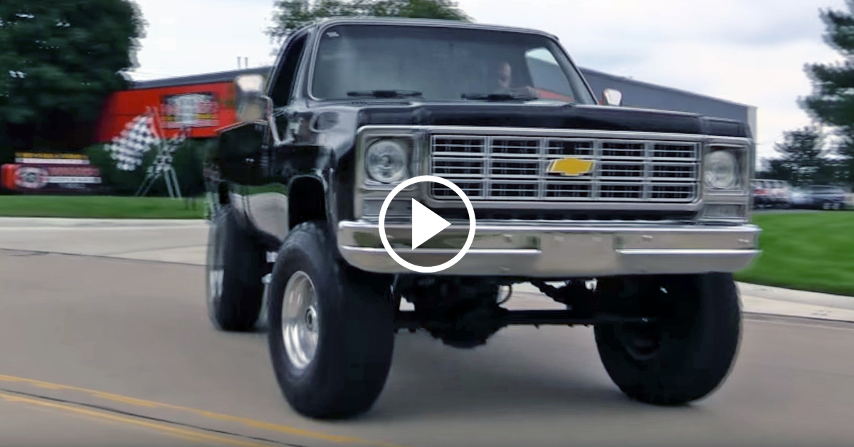 79 Chevy Silverado Ticks All The Right Boxes Chevytv