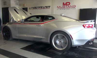 Lingenfelter 2016 Camaro SS Supercharger Install