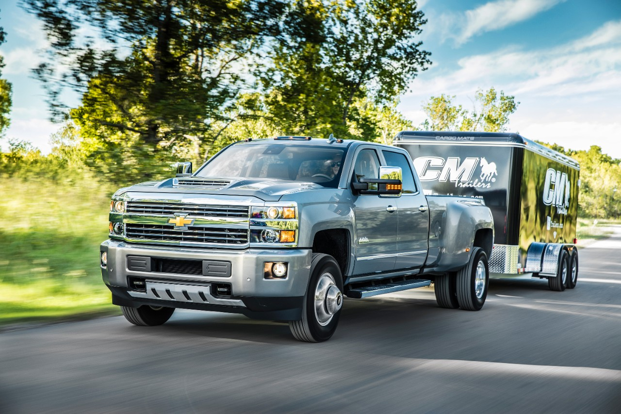2017 Chevy Silverado Diesel gets more power and torque than ever