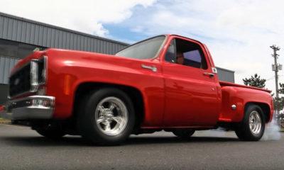 1977 Chevrolet Stepside Custom