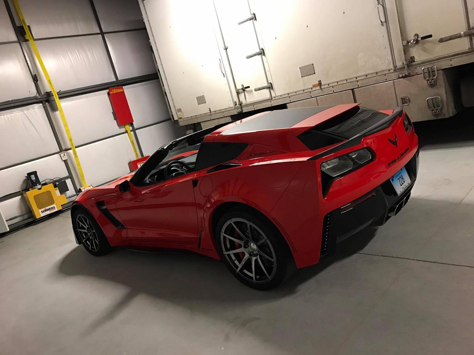 Callaway Corvette AeroWagen 10