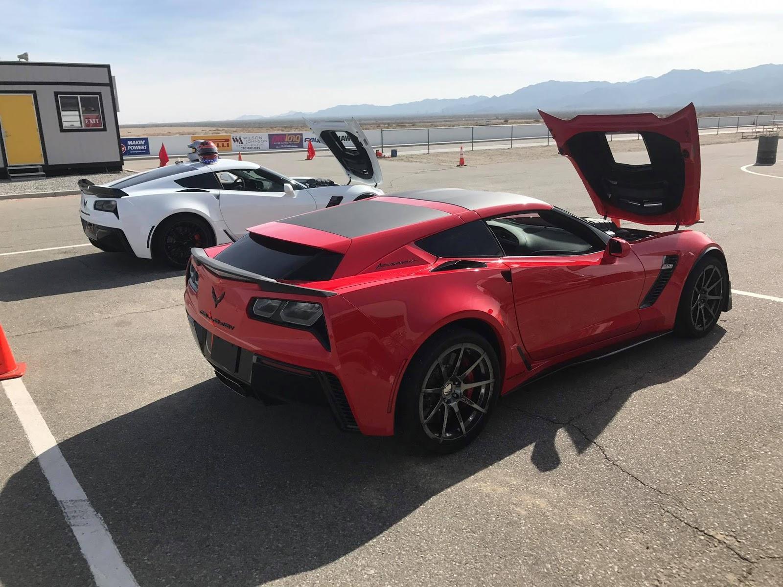Callaway Corvette AeroWagen 3
