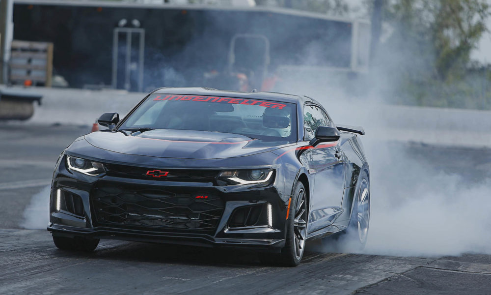 Win This 800 Hp Lingenfelter Camaro Zl1 Chevytv