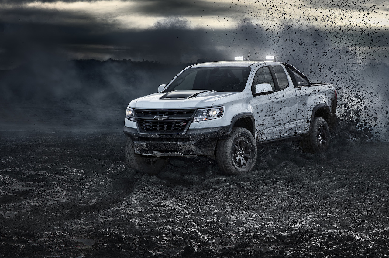 Chevy Spices Up Colorado Zr2 With Midnight And Dusk