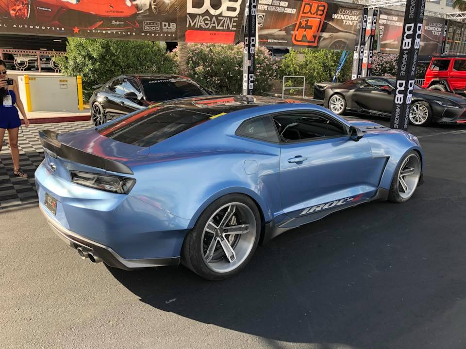 6le Designs Wows With Modern Day Iroc Z Camaro Chevytv