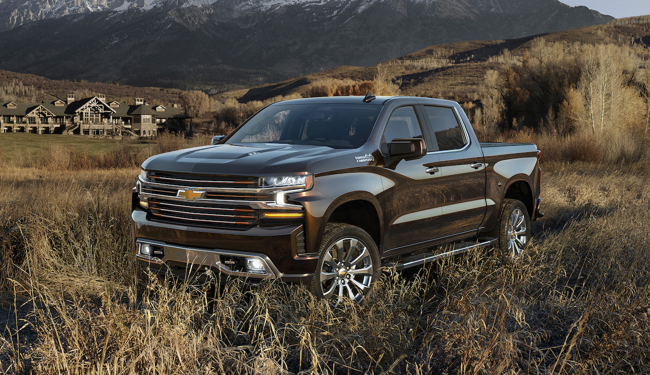 2019 chevrolet silverado 1500 gets an i6 diesel sheds 450 lbs. Black Bedroom Furniture Sets. Home Design Ideas