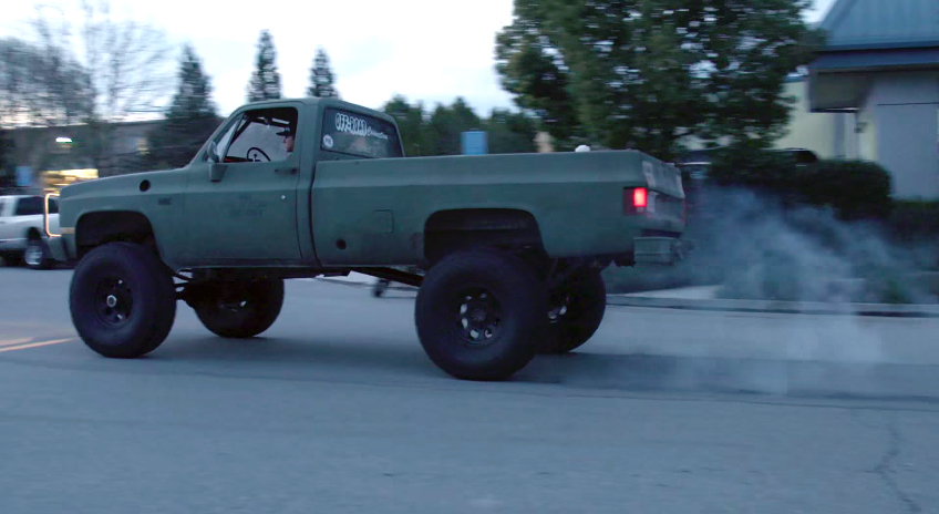 Chevy Alabama Army Truck Returns Better Than Ever Chevytv
