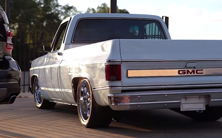 Simple Sleeper: 1978 GMC Pickup packing 600HP - ChevyTV