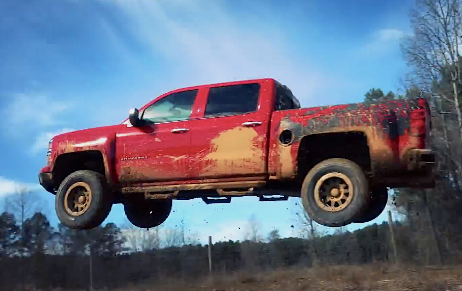 Chevy Reaper does its best General Lee - ChevyTV
