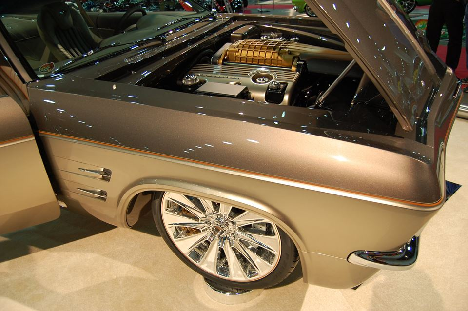 Chip Foose Award Winning Impala Is An Imposter You Want