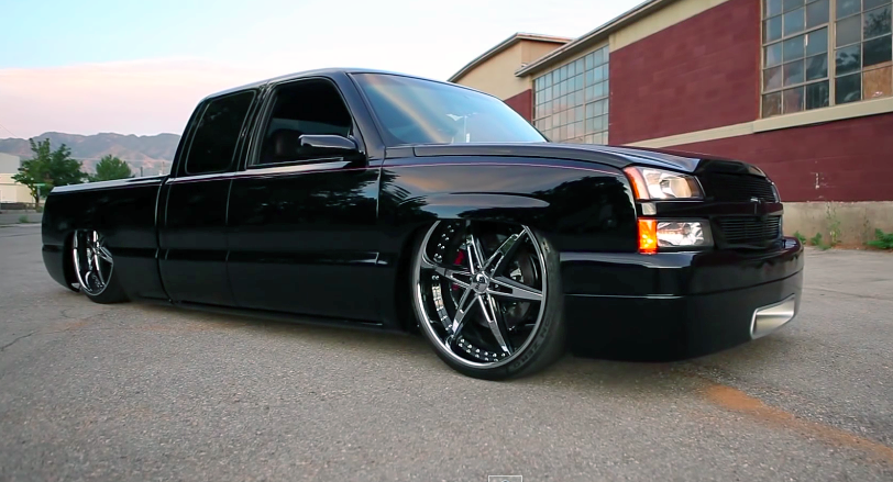 Low and slow is this Silverado's MO - ChevyTV