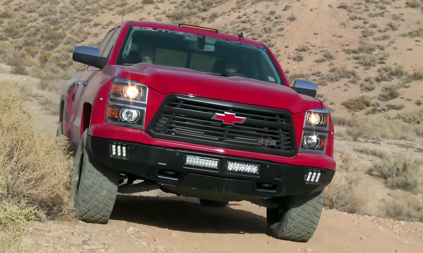 Everything You Wanted To Know About The Chevy Reaper Chevytv