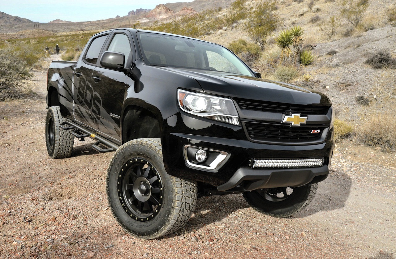 2017 Chevy Colorado Zr2 >> BDS Suspension Chevy Colorado shake down - ChevyTV