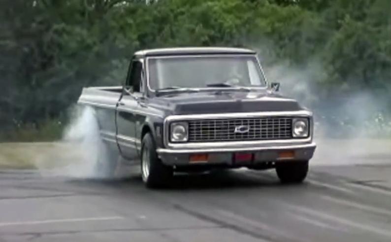 71 chevy cheyenne truck
