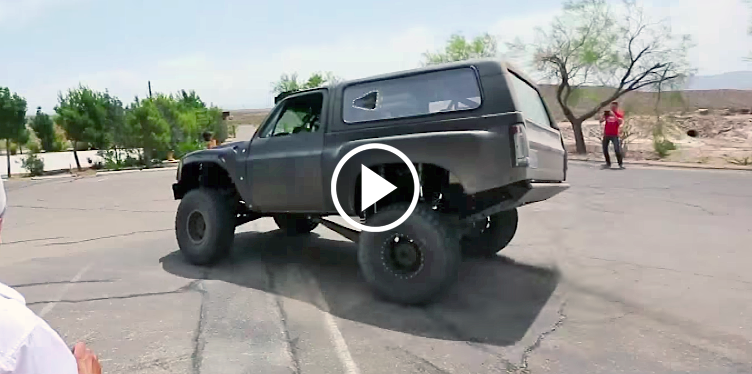 News Channel Surprises Local Man With Extreme Off Road Adventure Chevytv