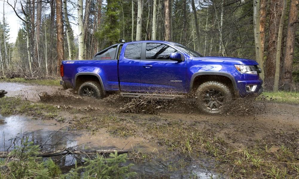 Chevy Colorado Gets Midnight Edition Z71 Trail Boss Chevytv