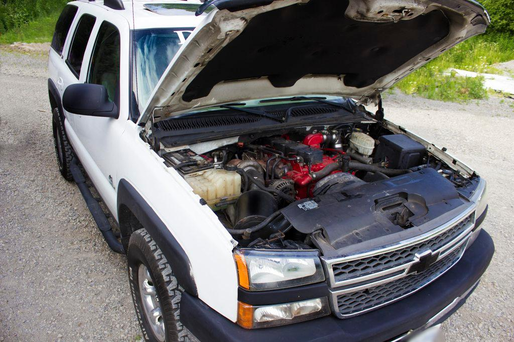Cummins-powered Tahoe is a badass project build - ChevyTV