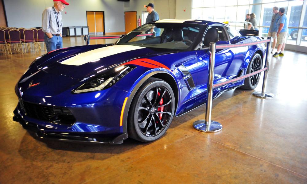 2017 Chevrolet Corvette Grand Sport Priced At 66 445