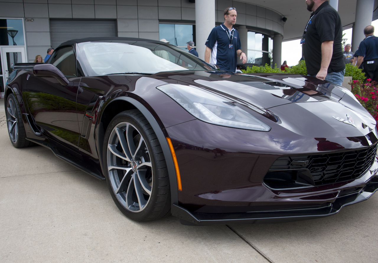 Corvette Zo7 >> 2017 Chevrolet Corvette Grand Sport Priced at $66,445 - ChevyTV