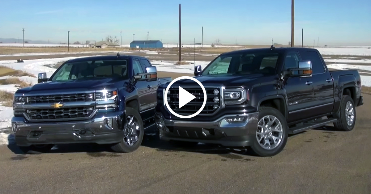 Chevy Silverado For Sale >> 2016 Chevy Silverado 5.3L vs GMC Sierra 6.2L - ChevyTV