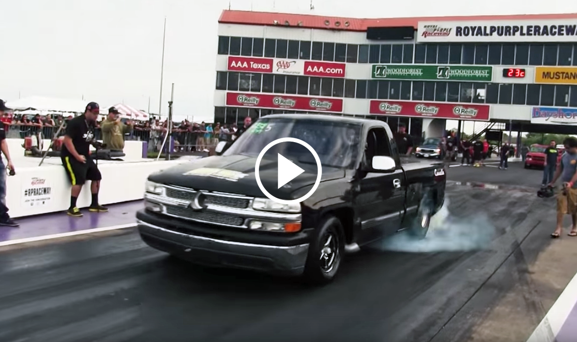 La Canalla Is A Turbo Chevy That S Too Fast For Its Tires Chevytv