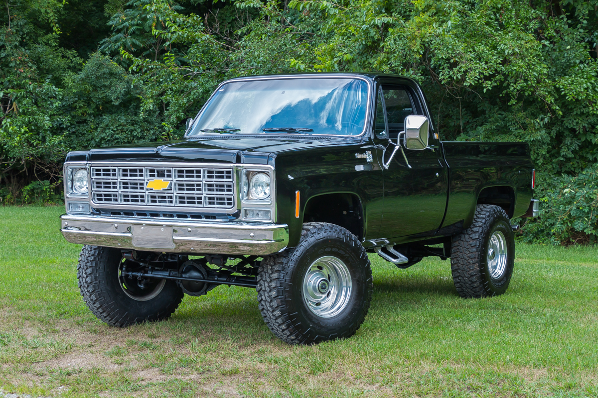 Chevy K20 For Sale >> 79' Chevy Silverado Ticks All The Right Boxes