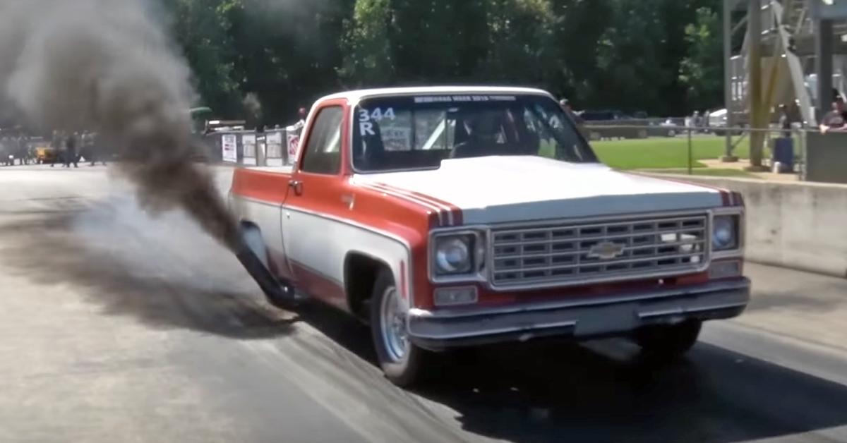DIESEL Chevy C10 Truck