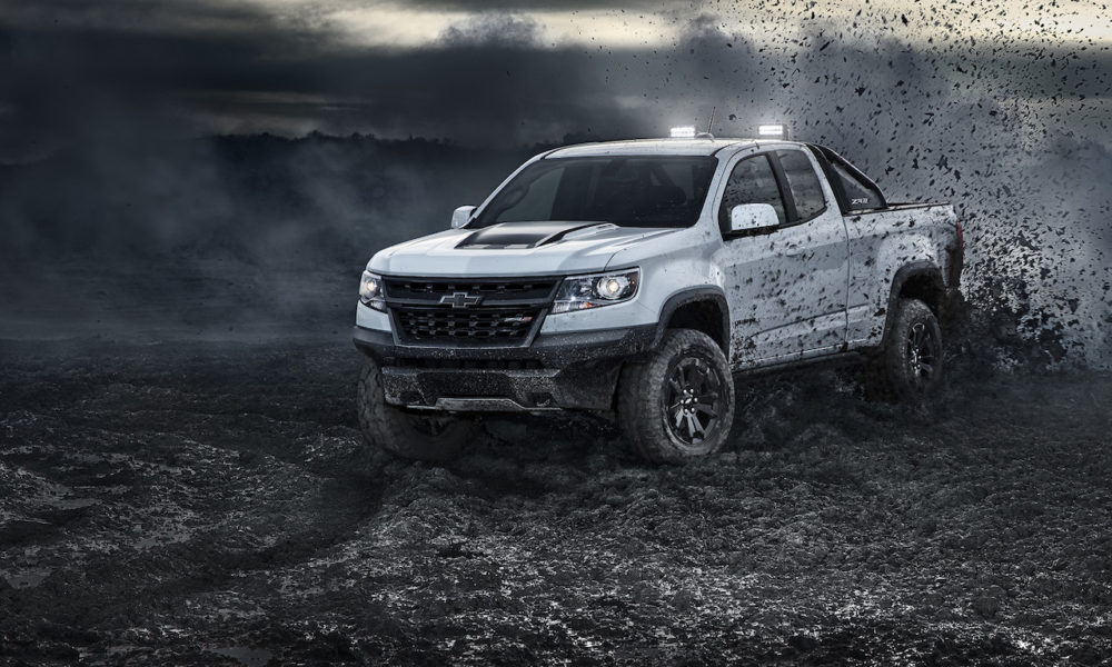 Chevy Spices Up Colorado Zr2 With Midnight And Dusk Editions Chevytv