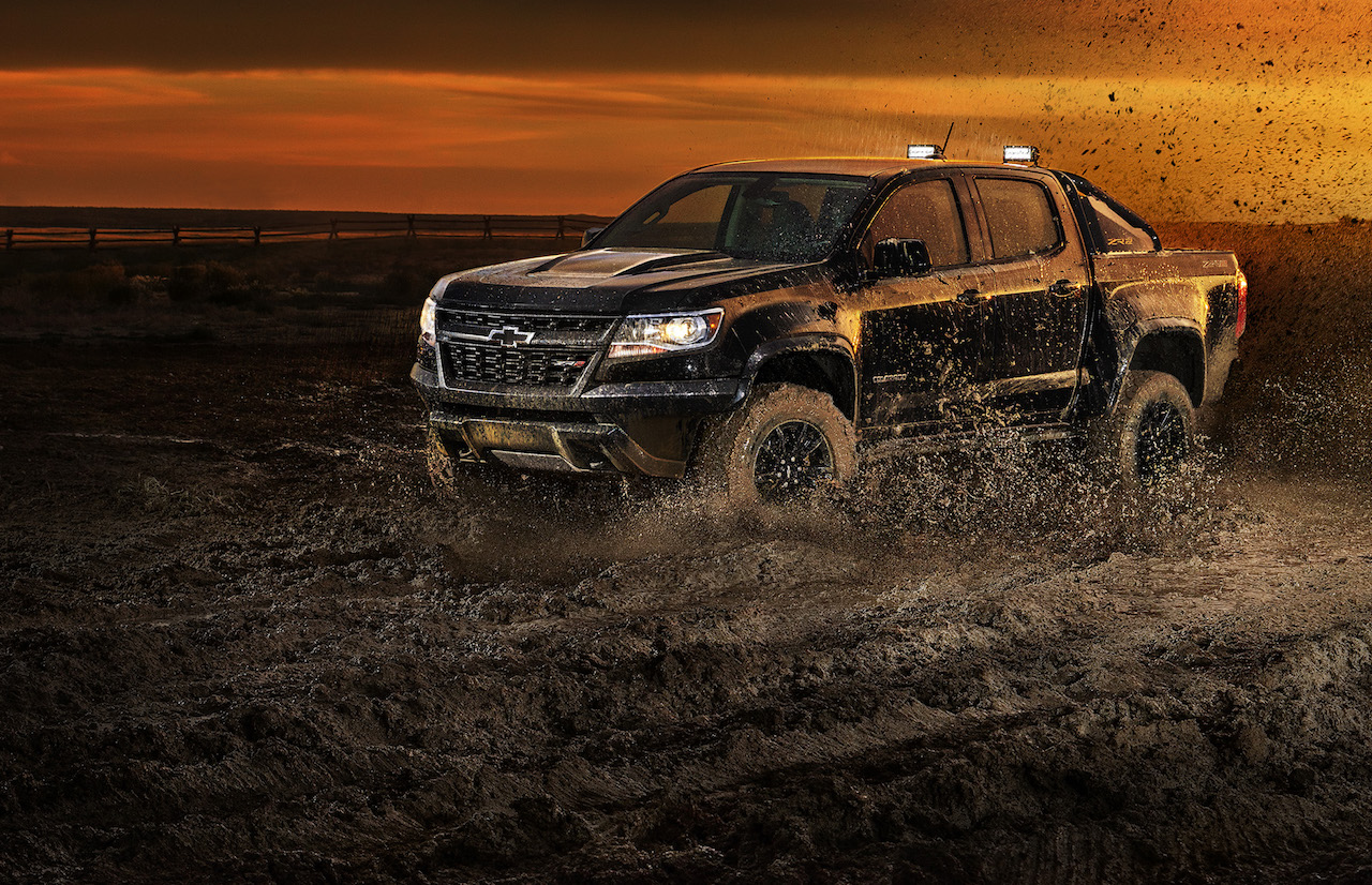 Chevy Spices up Colorado ZR2 with Midnight and Dusk ...