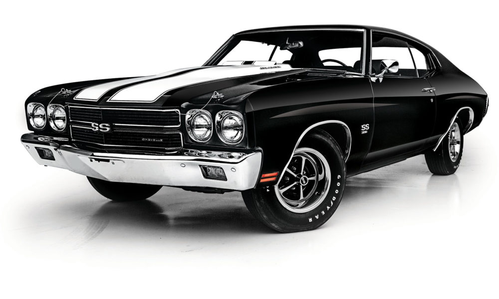 Dream Giveaway's 1970 Chevelle SS396 Could be Your Next Ride