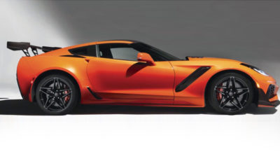 Vengeance Racing Takes Callaway C7 Z06 to Another Level
