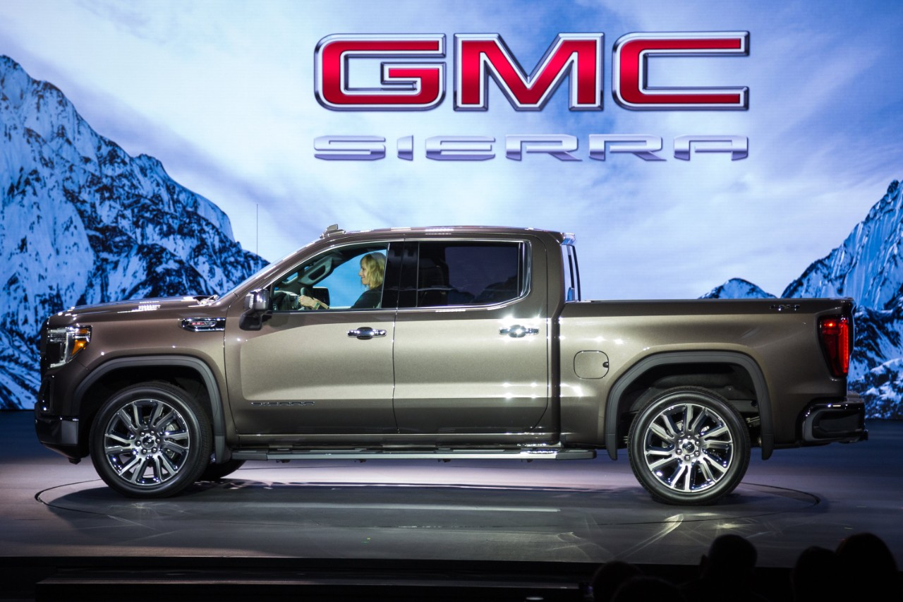 Gmc Sierra 1500 For Sale >> Everything you need to know about the 2019 GMC Sierra