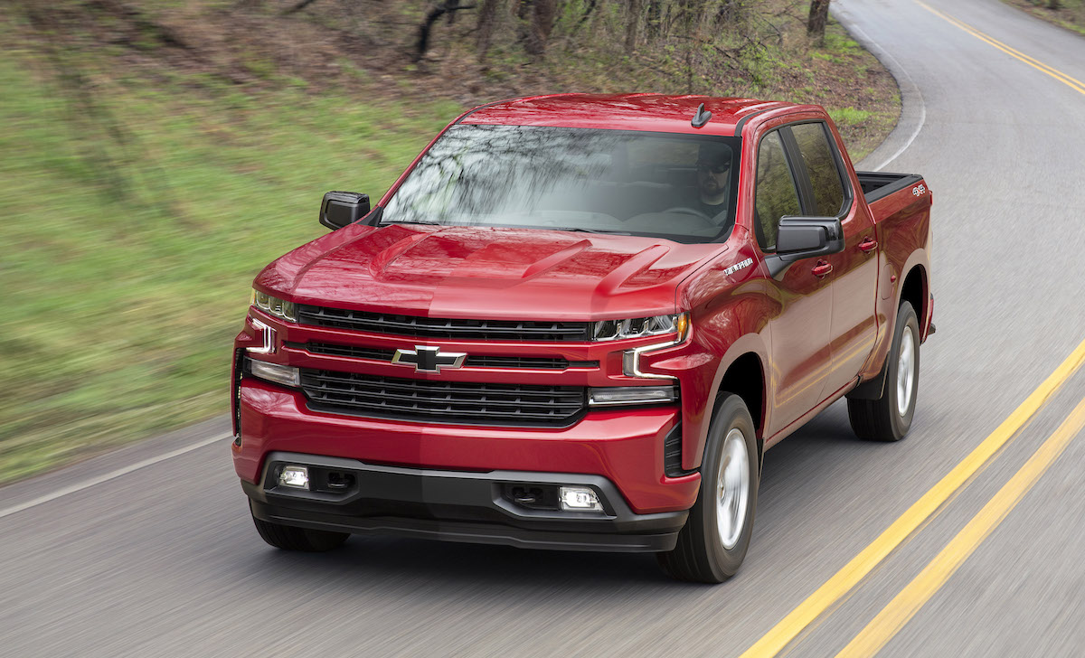 2019 Silverado Gains New 4-Cylinder Turbo, Active Fuel Management