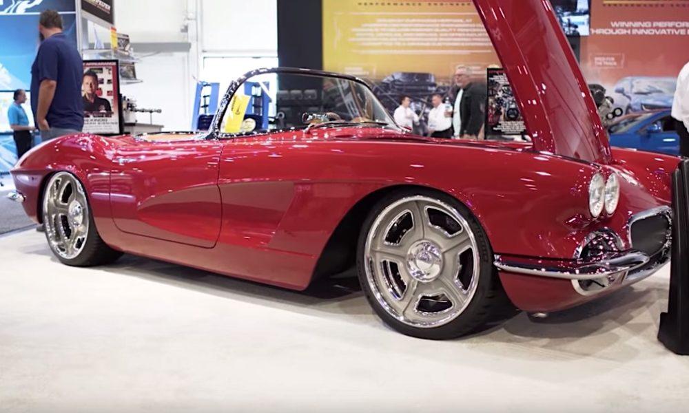 Dave Kindig S 1962 Chevrolet Corvette Wows Sema 2018