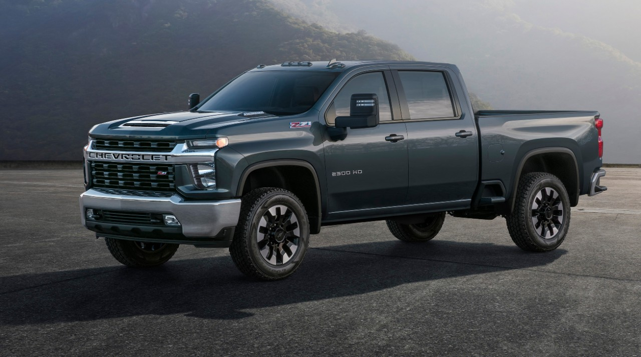 2020 Silverado Hd Revealed New V8 Makes 910 Lb Ft Of Torque