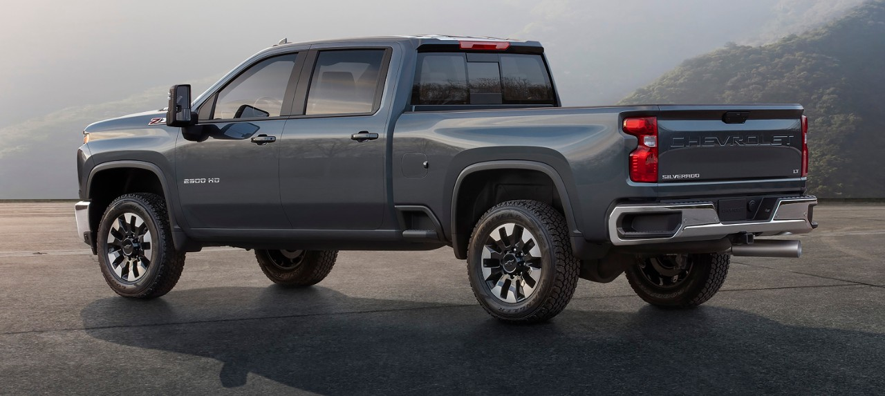 Diesel Trucks For Sale In Colorado >> 2020 Silverado HD Revealed, New V8 Makes 910 LB-FT of Torque
