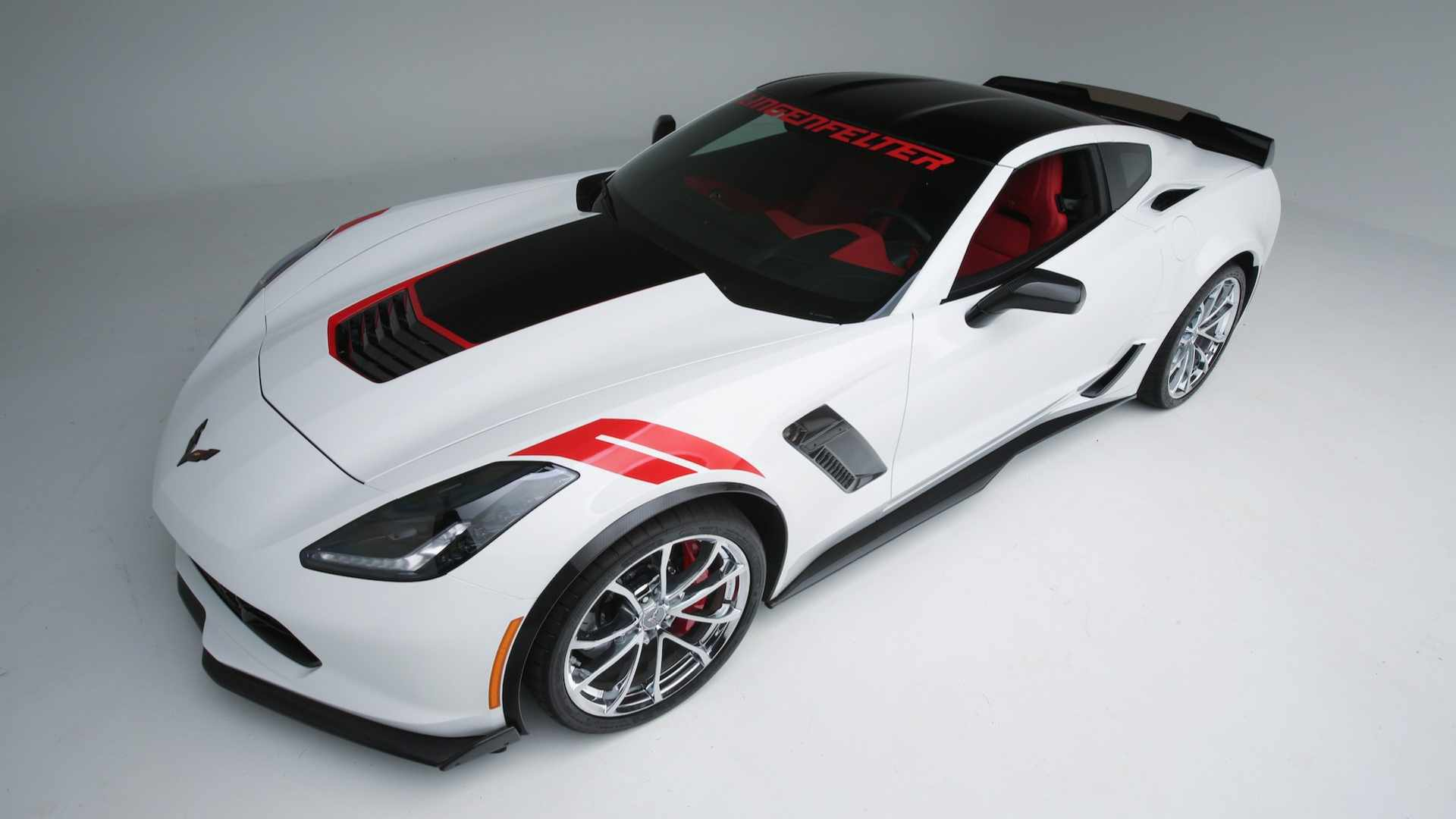 2018 Corvette Dream Giveaway Ends December 31st